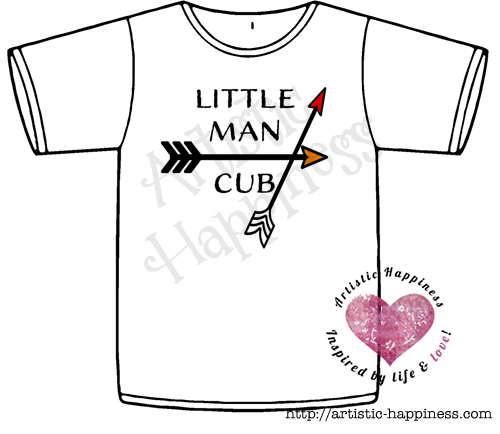 Little Man Cub T-Shirt