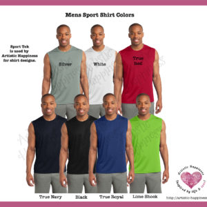 Mens Sport Shirt Colors