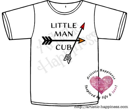 Little Man Cub T-Shirt